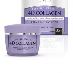 4D COLLAGEN LIFTING EFFECT Cream for dry skin  (50ml)