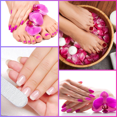 Treatments for nails & legs