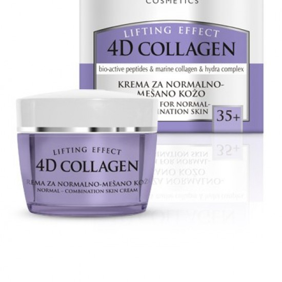 4D COLLAGEN LIFTING EFFECT Cream for normal-combination skin (50ml)