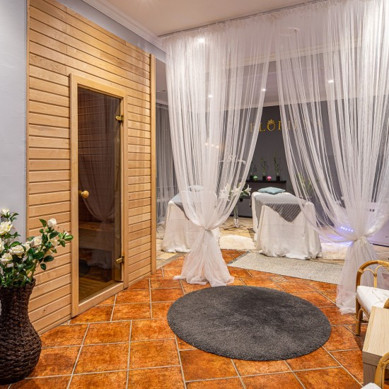 Special offer! Luxurious SPA LUX program for newlyweds! (2h 20min) 120 eur