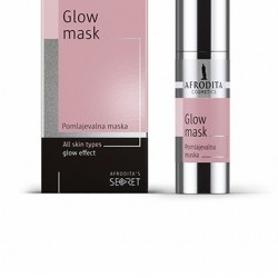 AFRODITA'S SECRET Glow mask (15ml)