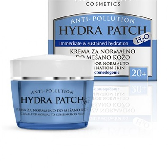 Hydra Patch H2O CREAM FOR NORMAL TO COMBINATION SKIN  (50ml)