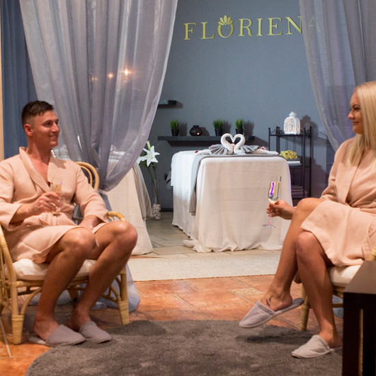 Luxurious SPA LUX program for newlyweds! (2h 20min)