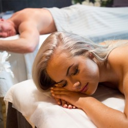 Classical Body Massage + Jacuzzi bath for couple (2.p.) (1h20min)