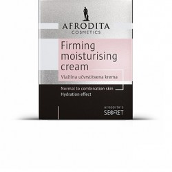 Afrodita SECRET firming moisturising cream (50ml)