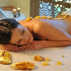 Amber SPA ritual + face massage (1h 30min)