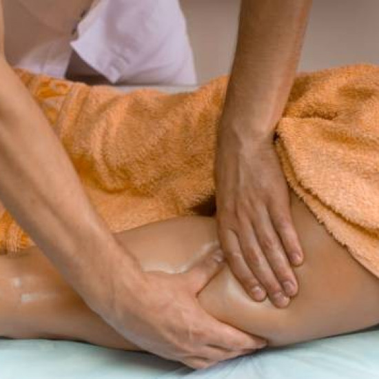 Anti-cellulite / sculpting massage (80 min)