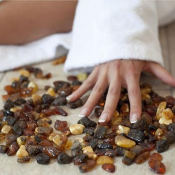 Amber SPA ritual ritual for girlfriends  (2.p.) (1h30min)