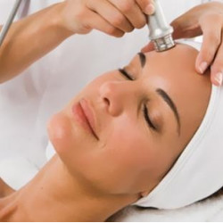 Summer offer - Electroporation for face + lymphatic drainage massage (80 min)