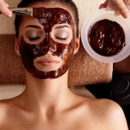 Cocoa SPA facial and decollete (60 min)