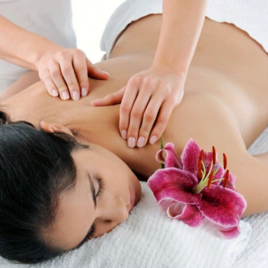 Offer in January! Body massage 1h20min- for 40 eur