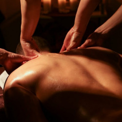 Massage for men - SPA ritual (four hands) (1.p.) (80 min)