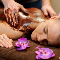 Chocolate and fresh oranges SPA ritual (1 pers.) (80 min)