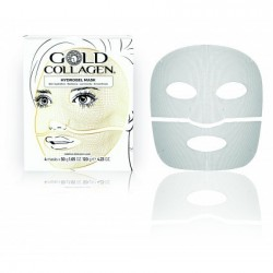GOLD COLLAGEN MASKA